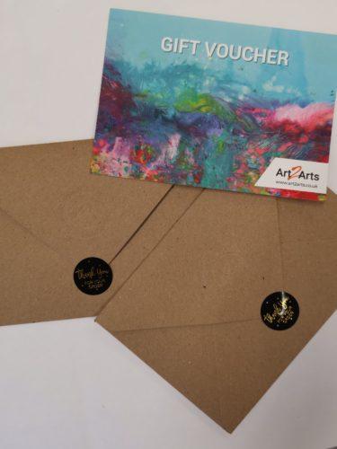 Art2Arts Gift Voucher