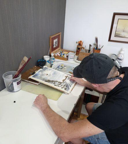 Art2Arts Artist Ricky Figg