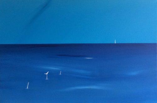 Deep Blue by Reda Ishak