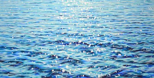 Light on the water 2 by Iryna Kastsova
