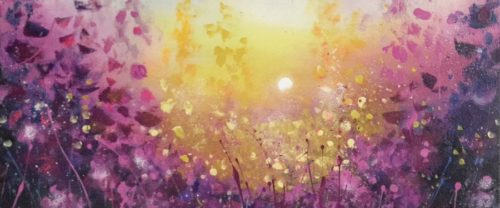 Evening Gold by Jennifer Taylor