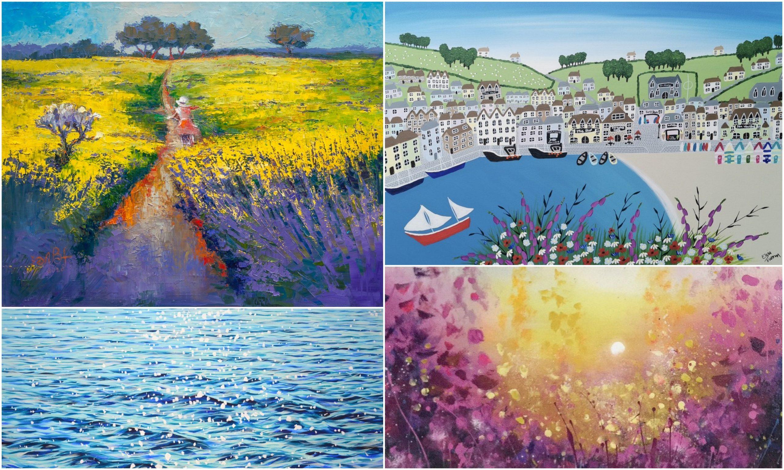 Summer Paintings