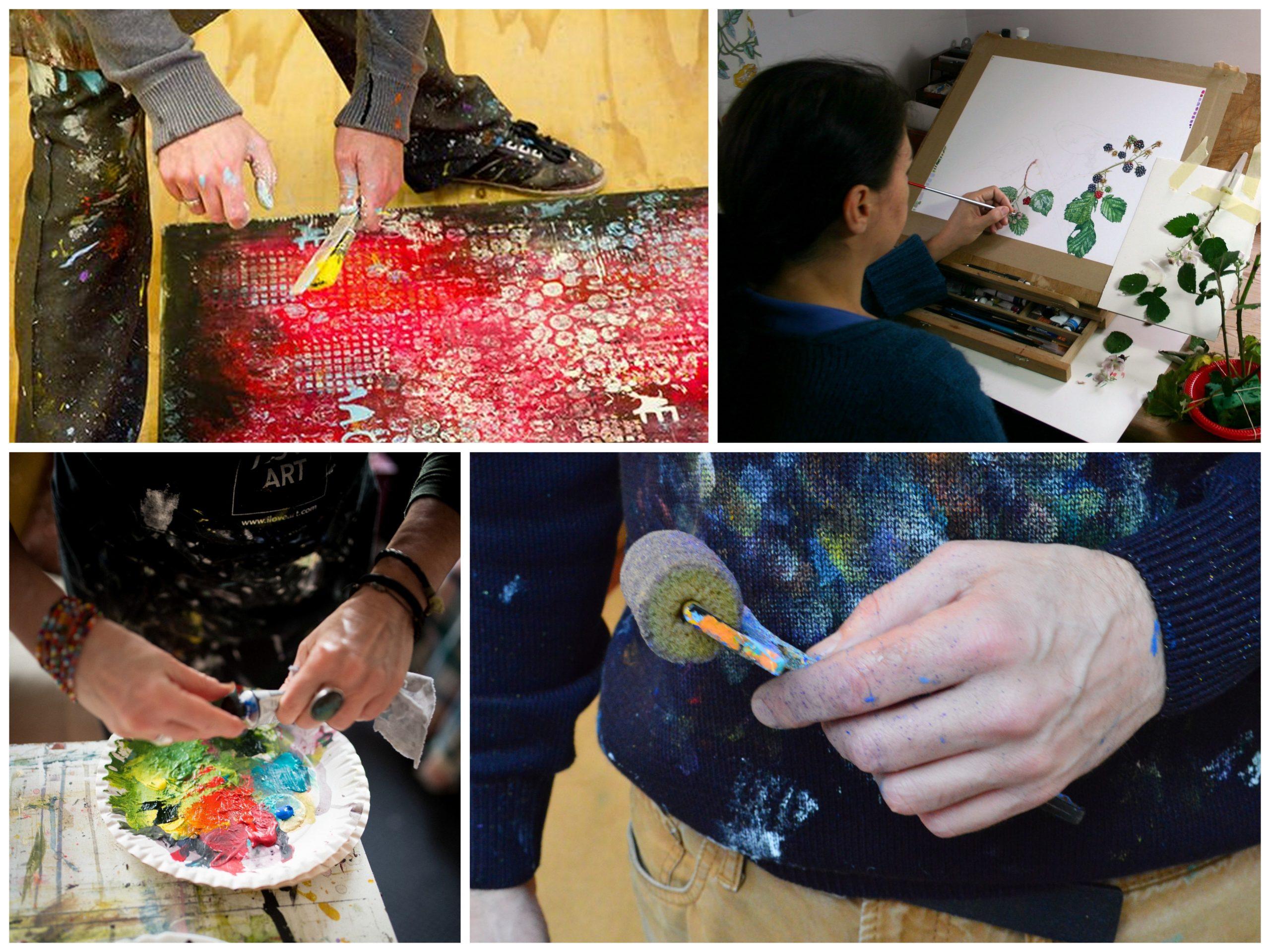 Art2Arts Artists at Work