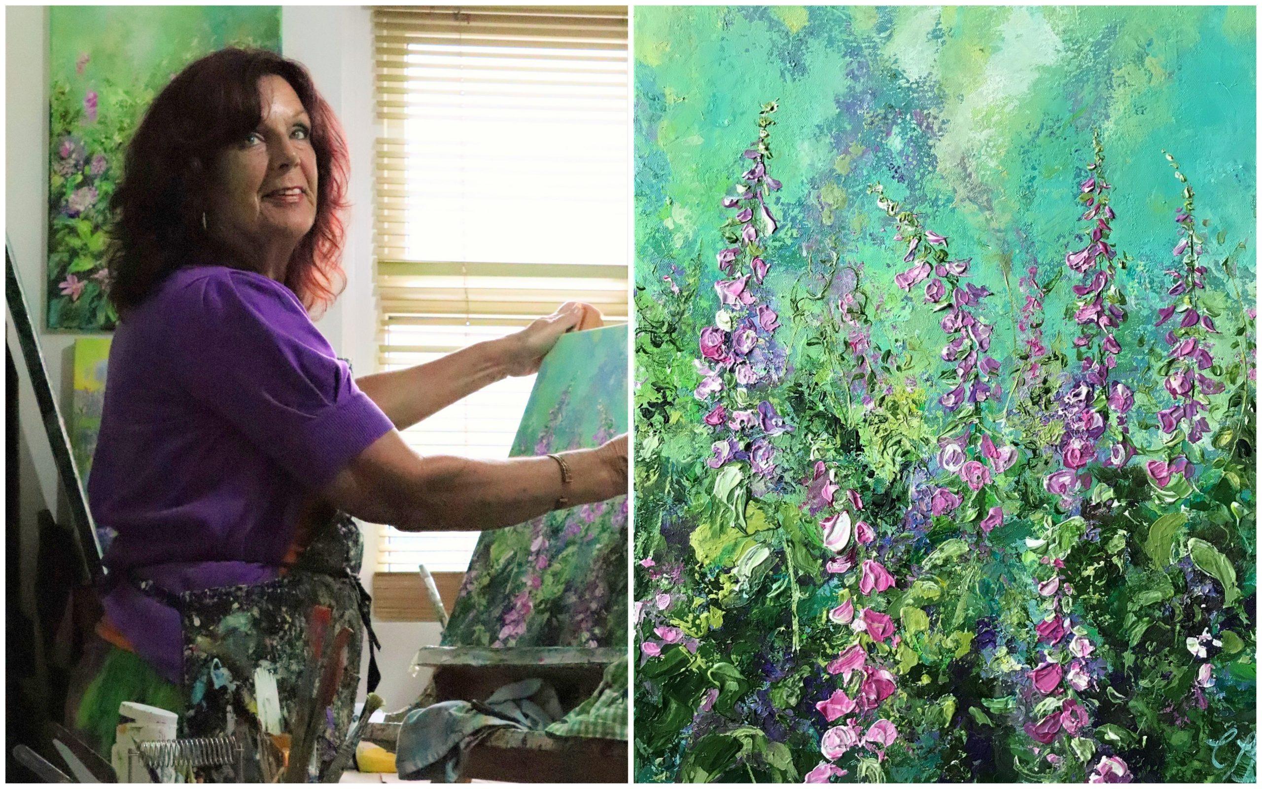 Art2Arts Artist Colette Baumback