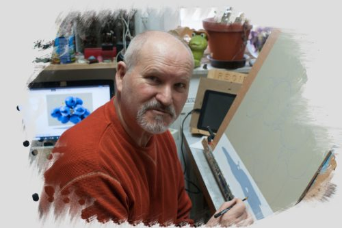 Art2Arts Artist Dietrich Moravec