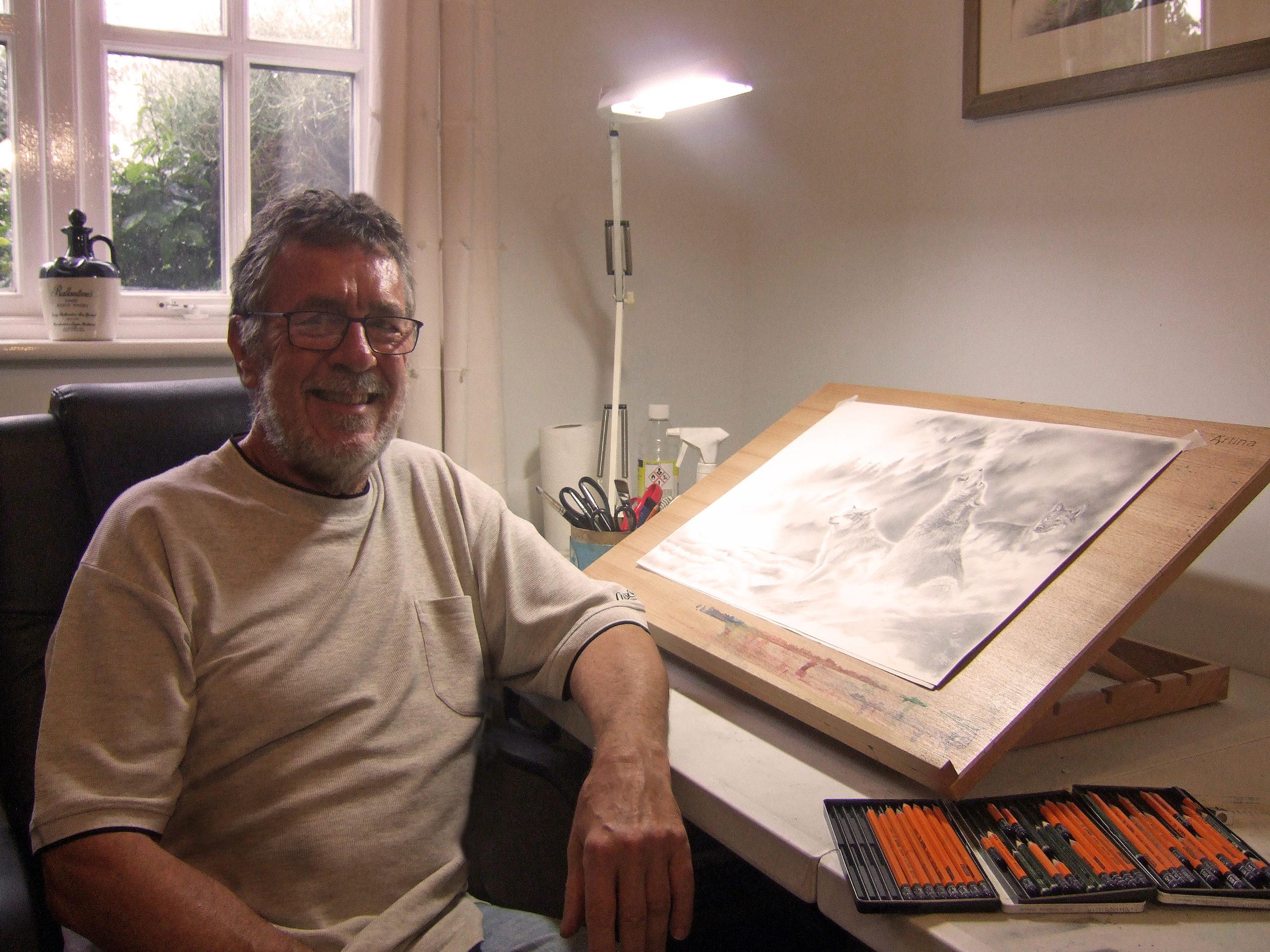 Art2Arts Artist Peter Williams
