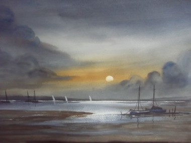Brancaster Boats Norfolk