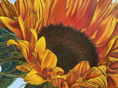 Sunflowers Series no.2