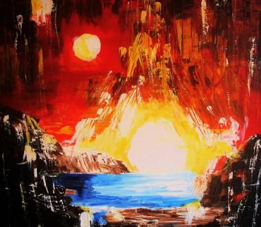Red Heat Fantasy