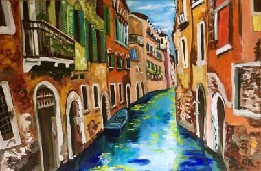 Venice, summer