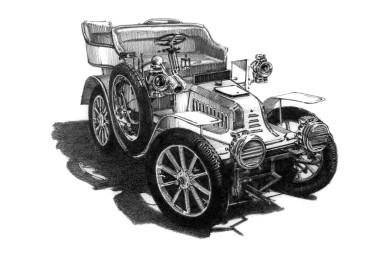 1902 Renault Type G