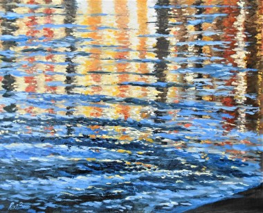 Harbour Reflections 2