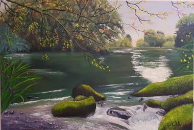Reaching Down The River
