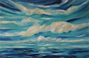 Big Blue Horizon