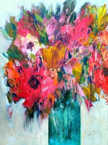 Autumn Flowers III