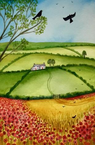 Through the Wheat Fields