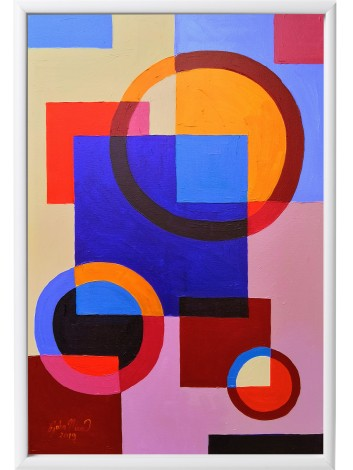 Abstraction with Geometric Figures