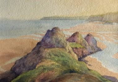 Three Cliffs to Oxwich