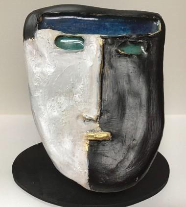 Death Mask Of A Warrior III