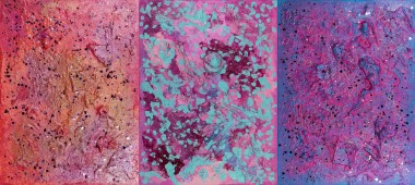 Pink Obsessed : TRIPTYCH