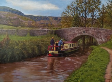 Brecon Canal 12