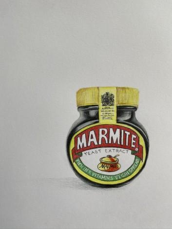 Marmite drawing