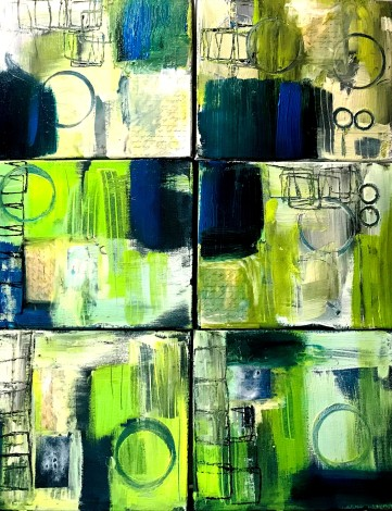 Among The Lime Trees