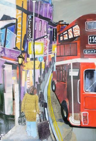 Shaftesbury Avenue, London