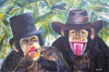 Cheeky Monkeys