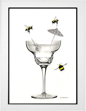 It Must Bee Time for Cocktails