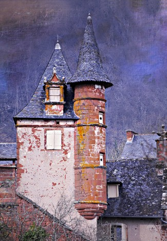 Ancient French Turret