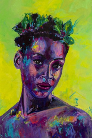front portrait
