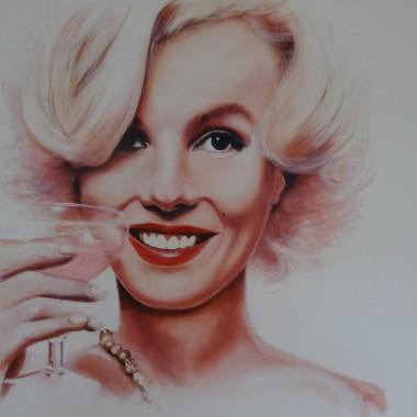 Marilyn Monroe Happy Days