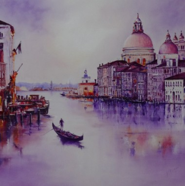Venice 'The Grand Canal'
