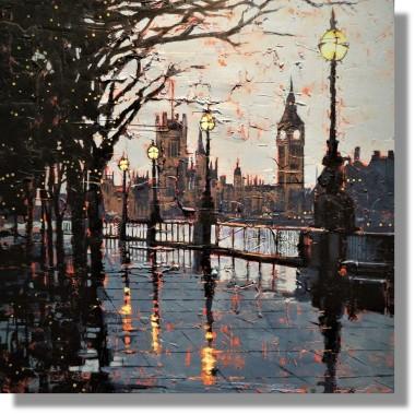 Westminster Twilight