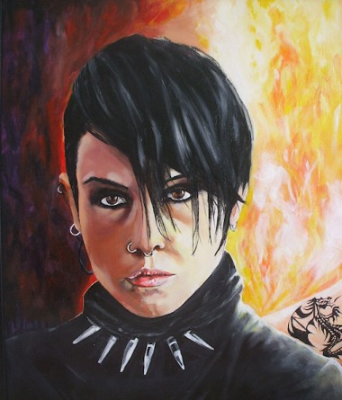 The Girl with the Dragon Tattoo (Noomi Rapace)