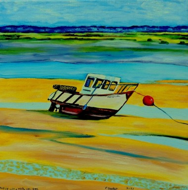 'Waiting for the Tide' 2