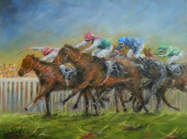 St James's Palace Stakes 2014-Royal Ascot, Horse racing