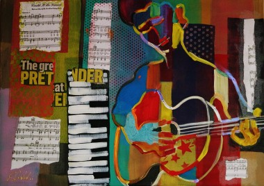 Expresstionist Cubist The Great Pretender