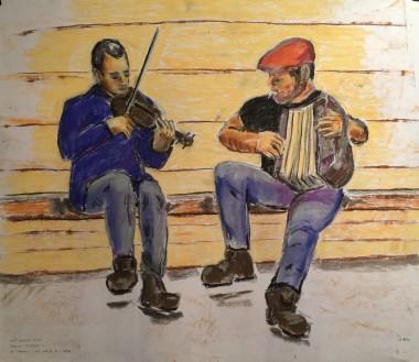 Fest Noz - Breton Musicians