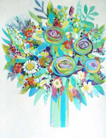Vase of flowers #2