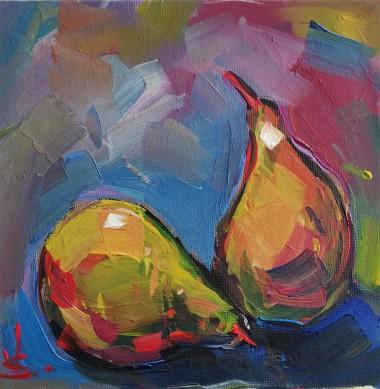 Glowing Pears