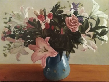 Roses among the Lilies 1