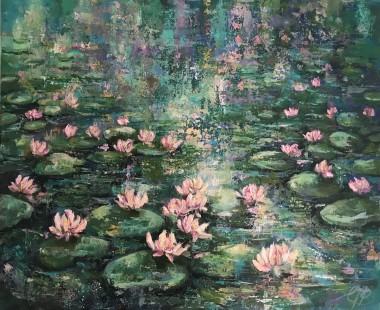 Lilly pond no 2  Main image