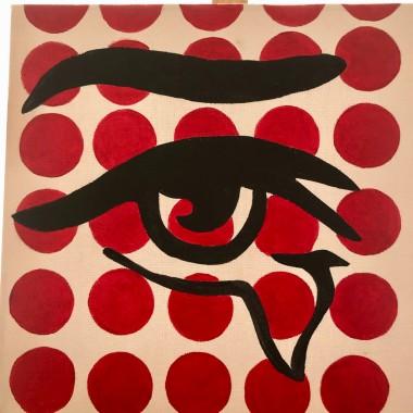 Red Dots & Black Eye