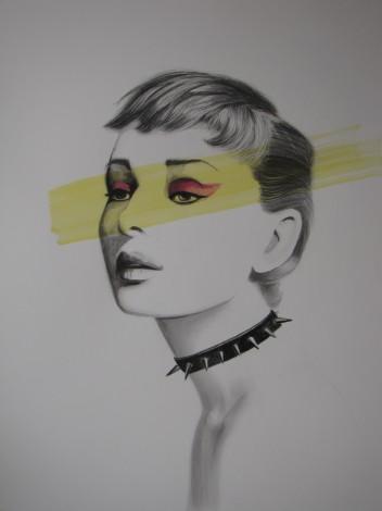 Audrey- I Believe in Punk!