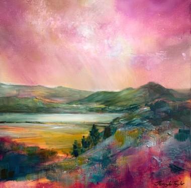 Colours Over Cumbria