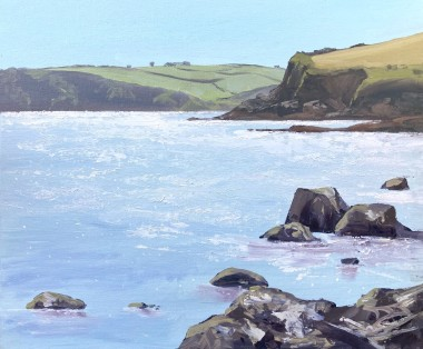 Hallane Bay, Cornwall