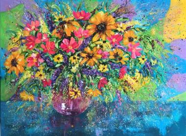 Floral Vibrations