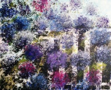 Hydrangea Flowers in the Morning 2